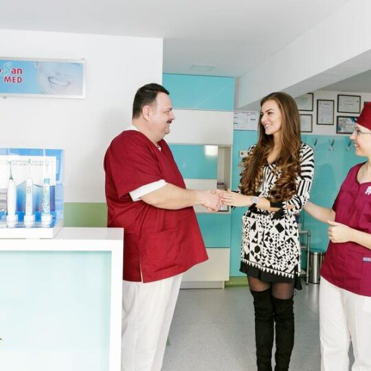 clinica stomatologica Cluj, Dentosan Med