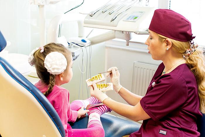 stomatologie copii Cluj