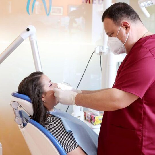 clinica stomatologica Cluj - stomatologie Cluj - Dentosan Med