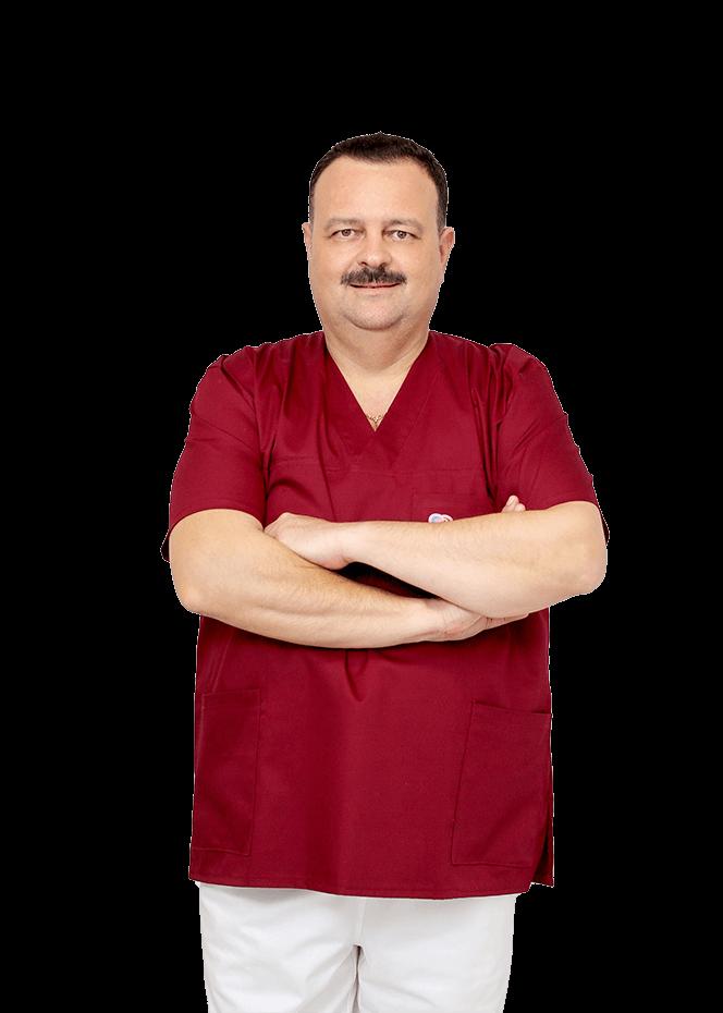 dr Balog Anton de la clinica Dentosan Med, Cluj-Napoca