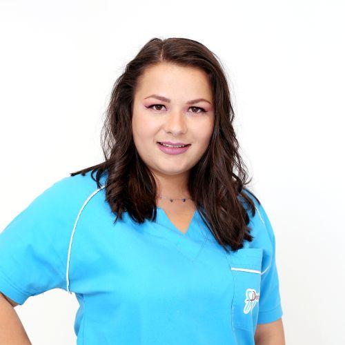 Daniela Bucea @ clinica stomatologica Dentosan Med Cluj