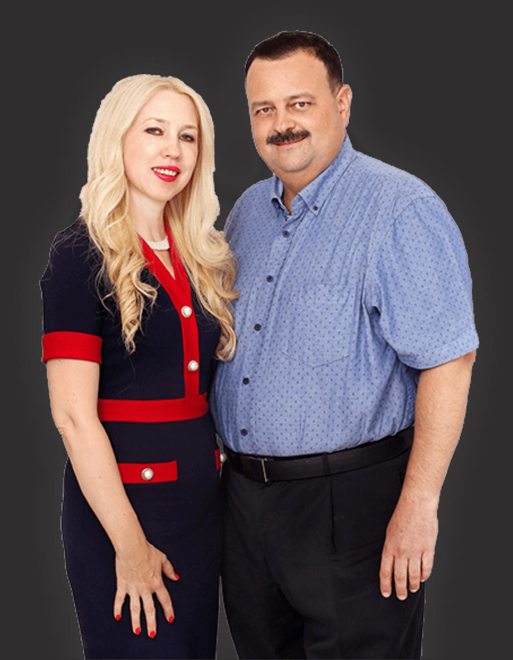 dr Balog Anton + dr Balog Cristiana @ Dentosan Med Cluj