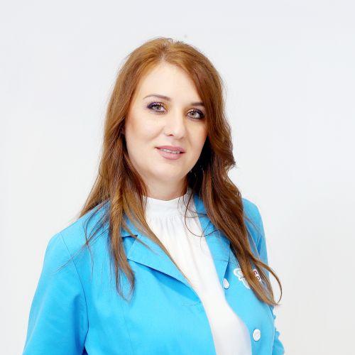 Raluca Marghitan @ clinica stomatologica Dentosan Med Cluj