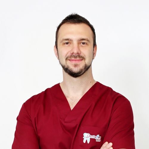 dr Sorin Andreica @ clinica stomatologica Dentosan Med Cluj